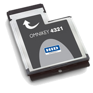 Lettore di smart card omnikey 4321